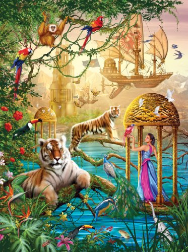 shangri-la-summer-special-effect-holographic-1000-piece-puzzle-by-lafayette-puzzle-factory