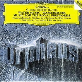 Handel: Water Music Suite No.1 in F, HWV 348 - 6. Menuet