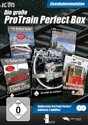 Die große ProTrain Perfect Box