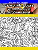 Jacksonville Jaguars Coloring Book: 2017 Offense Edition