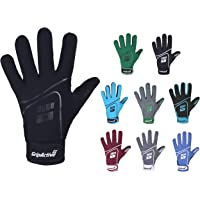 GripActive GAA Gloves - Premium Gaelic Football Gloves ¬– Made with 2.5mm Latex for Best Grip-Great Ball Control – All…