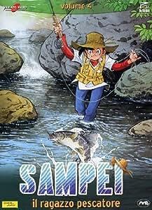 Sampei - Il ragazzo pescatore(ep.46-61)Volume04