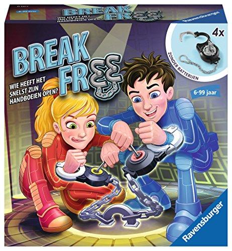 Ravensburger Break Free Espionaje Estuche de Juego - Juegos de rol (Espionaje, Estuche de Juego, 6 Año(s), 99 Año(s), Adolescencia, Niño/Niña)