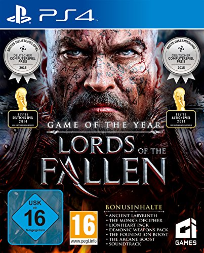 Lords Of The Fallen - Game Of The Year Edition [Importación Alemana]