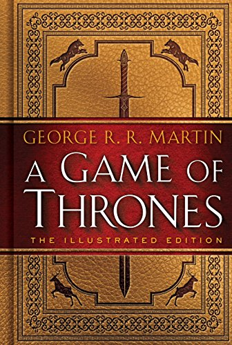A Game of Thrones: The Illustrated Edition: A Song of Ice and Fire: Book One - 10 Black Ice