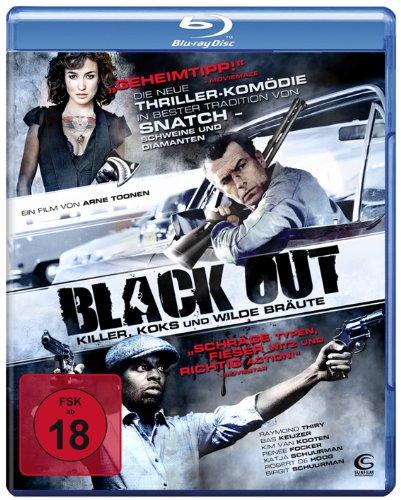 Black Out - Killer, Koks und wilde Bräute [Blu-ray]