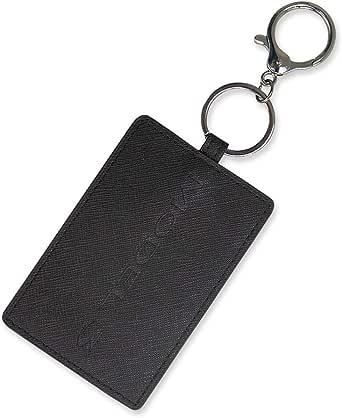 Coolko Autoschlüsselkartenhalter Lederhülle Schlüsselschutz Kompatibel Mit Modell 3 Y Schlüsselkarte 1 Stück Blau Bekleidung