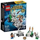 LEGO - 76070 - DC Comics Super Heroes - Mighty Micros : Wonder Woman Contre Doomsday
