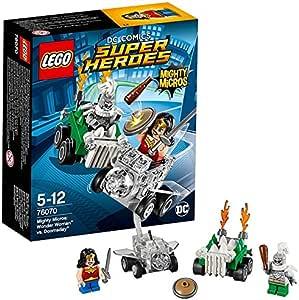 "LEGO 76070 ""Mighty Micros: Wonder Woman vs. Doomsda Set"