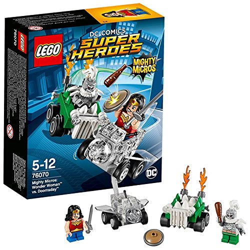 LEGO Super Heroes - Mighty Micros: Wonder Woman vs