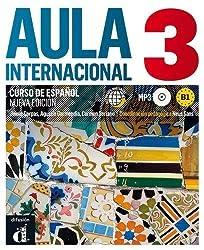 Aula Internacional - Nueva Edicion: Libro Del Alumno + Ejercicios + CD 3 (B1) (Ele - Texto Español)