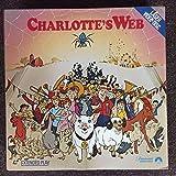 Laser Disc La Telaraña De Charlotte Charlotte's Web 1973 NTSC