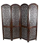 Aarsun Wooden Room Divider / Wooden Part...