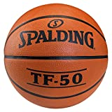 Spalding, Pallone da basket TF50 Outdoor 73-850Z, 7