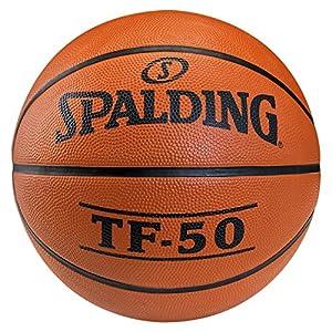 Spalding Basketball TF50 Outdoor 73-850z Ball, NOCOLOR, 7