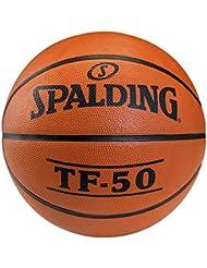 Spalding, Pallone da Basket TF50 Outdoor 73-850Z, 7