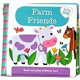 Adore Premium Baby Bath Book - Marine Collection - Waterproof - Bath time fun Bath Toy (Multicolor)