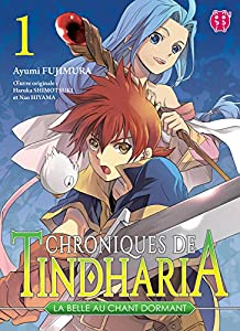 Chroniques de Tindharia Edition simple Tome 1