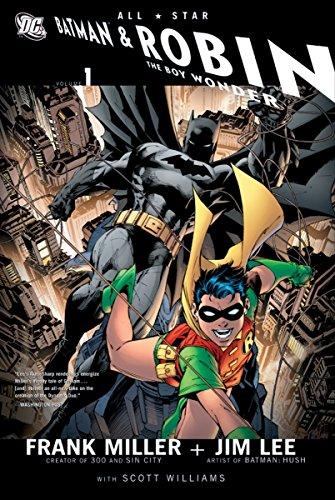 Preisvergleich Produktbild All Star Batman and Robin,  the Boy Wonder