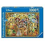 Ravensburger 152667 Puzzel De Mooiste Disney Thema's - Legpuzzel - 1000 Stukjes