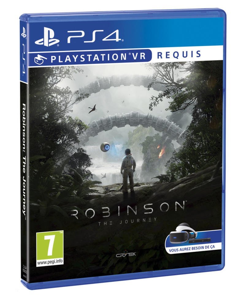 Robinson: The Journey – Playstation VR