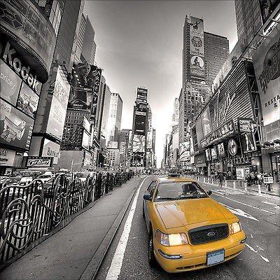 Stickersnews - Sticker mural autocollant déco : New York -