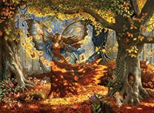 Anatolian/perre Group - Ana.3909 - Puzzle Classique - Woodland Fairy - 2000 Pièces