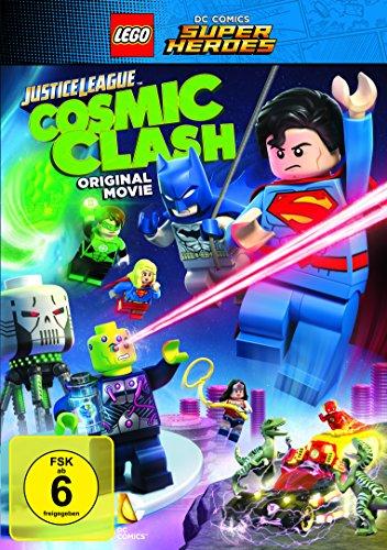 Lego DC Comics Super Heroes: Justice League - Cosmic Clash