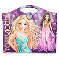 TOPModel 783Create Your Glamour Special Colouring Book