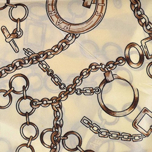 Cloud9Basic - Echarpe - Femme Chain-Beige