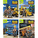 Nelson Mini-Bücher: 4er Bob der Baumeister 1-4