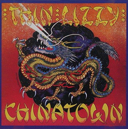 Thin Lizzy: Chinatown (Audio CD)