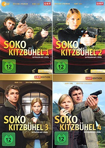 Box 1-4 (8 DVDs)