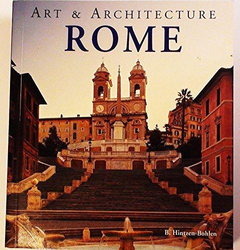 Rome, Art & Architecture by Brigitte Hintzen-Bohlen (2001-08-01)