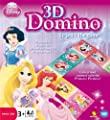 Disney - DPDOM - Jeu Enfants - 3D Dominos - Princesse