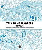 Talk to Me in Korean Level 1: Includes Audio Download