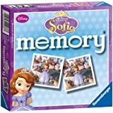 Games - Disney Sofia Memory Game - Ravensburger