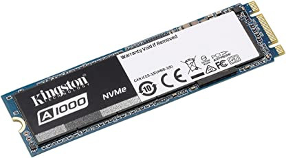 Kingston A1000 SA1000M8/240G SSD (240GB, M.2 2280, PCIe NVMe)