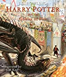 Harry Potter and the Goblet of Fire - Illustrated Edition