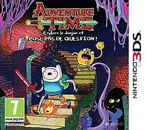 Adventure Time : explore le donjon et POSE PAS DE QUESTION