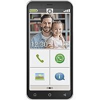 emporiaSMART.4 - Dieses Smartphone ist genau richtig für alle, die es handlich, kompakt und übersichtlich wollen…