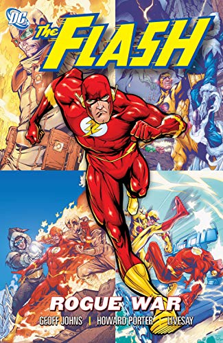 The Flash (1987-2009): Rogue War (English Edition) eBook: Johns ...