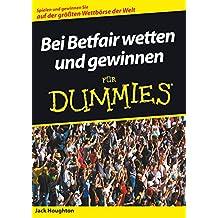Bei Betfair wetten und gewinnen für Dummies