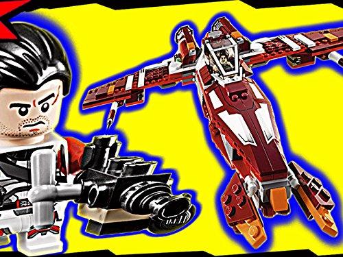 Clip: Republic Striker Starfighter