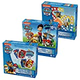 Paw Patrol 3 Game Set Jigsaw Puzzle Popper Game and Jumbo Cards