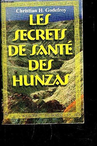 Les secrets de santé des Hunzas