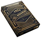 Monarch Playing Cards by Theory11 (Blue)