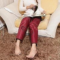 ZWW Heilende Knie Warm Beine Heizung Fieber Leggings Knie Hot Pad Warm Knie Knochen Moxibustion , Wine Red preisvergleich bei billige-tabletten.eu