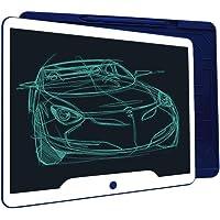 Richgv®Tablette d'écriture LCD 15 Pouces, Tableau Magique Planche à Dessin, Jeux de Société pour Cadeau Enfant, Tablette…