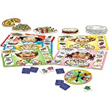 Enlarge toy image: Orchard Toys Crazy Chefs Game -  preschool activity for young kids
